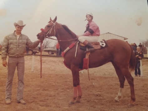 Sherry mickle qhorse 2